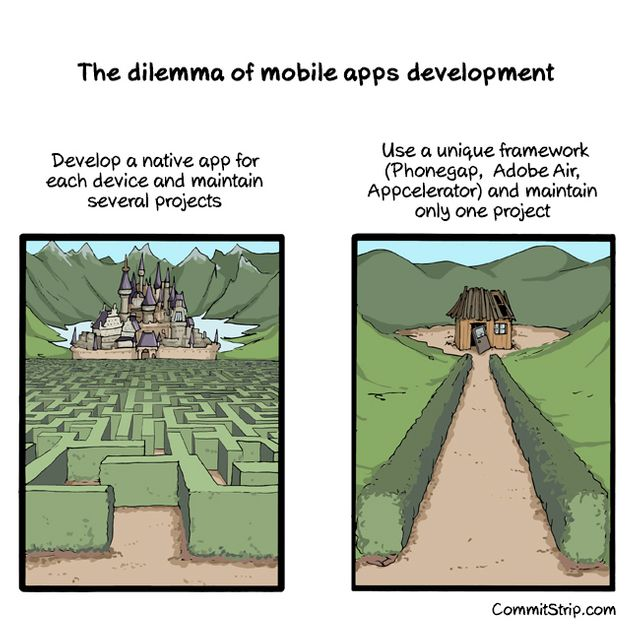 Decisions of a mobile developer featured image