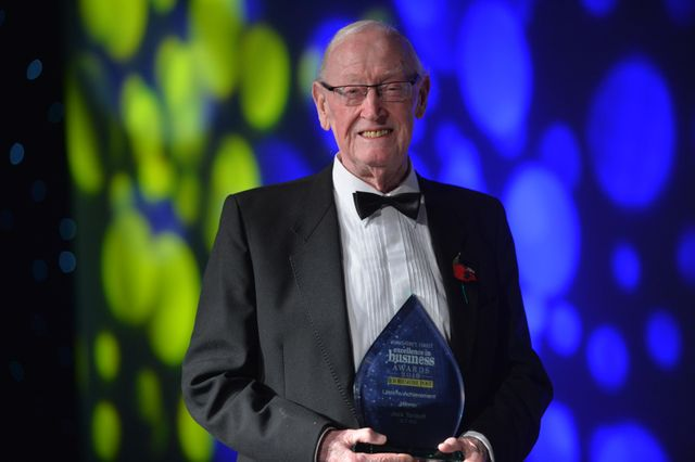 Jack Tordoff Enters The Family Business Hall Of Fame featured image