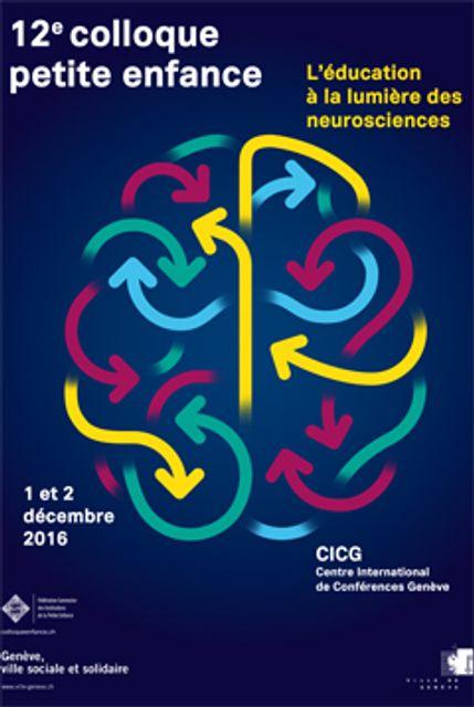 """Colloque """"L'éducation à la lumière des neurosciences"""" featured image"""