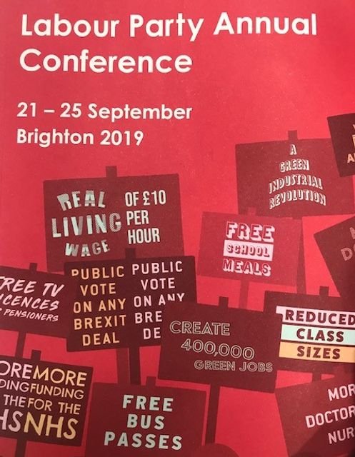 Labour Party Conference 2019: Big changes in a short space of time featured image