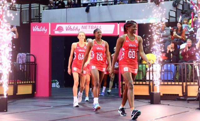 England Netball's Back To Netball campaign hits the magic No.100,000! featured image
