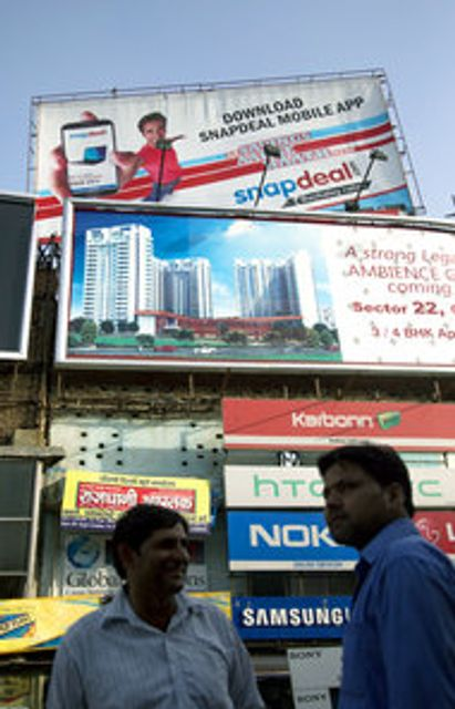 Online Shopping Catches On in India: Snapdeal and Flipkart featured image