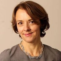 Lucy Kellaway, Co-founder and Economics & Business Studies Teacher, Now Teach