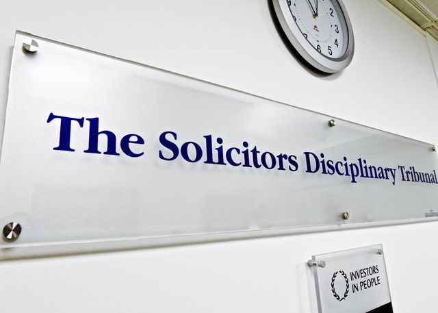 PRIVATE CLIENT SOLICITOR STRUCK OFF AFTER LYING TO CLIENT ABOUT COURT APPLICATION featured image
