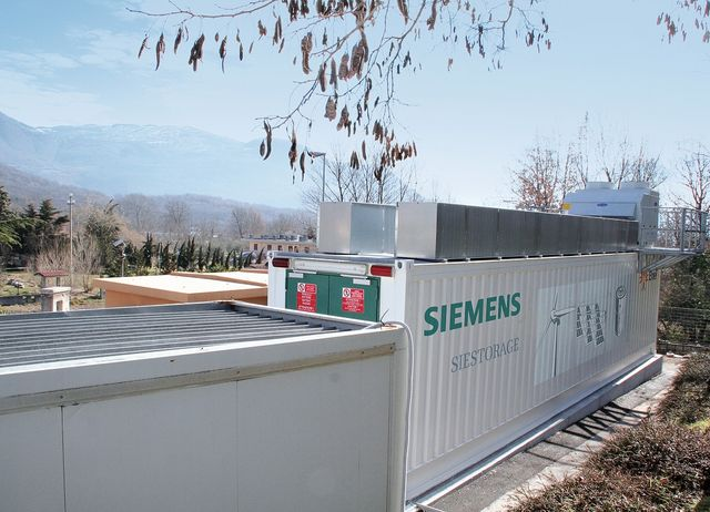 Siemens' C&I customers offered 'no-money-down' energy storage financing featured image