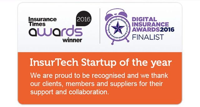 RegTech meets InsurTech - Congratulations to REG(UK) featured image
