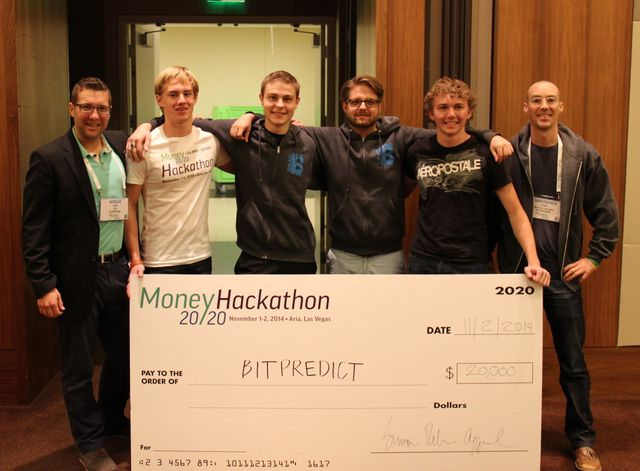 Blockchain's weekend Hackathon at Money20/20 featured image