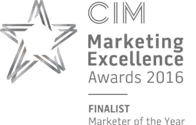 Finalist at the CIM Marketing Excellence Awards 2016 featured image