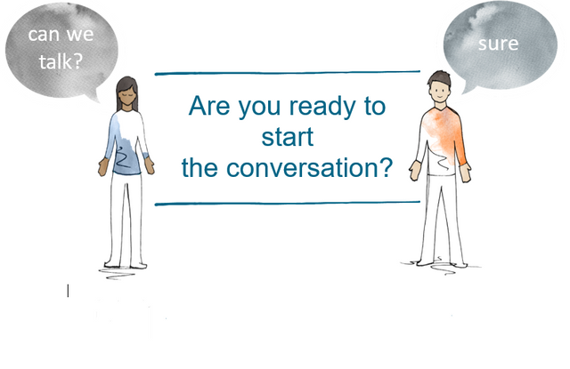 Are you ready to start the conversation? featured image