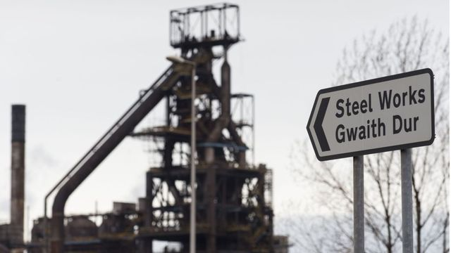 Tata Steel: Sajid Javid to seek 'responsible' sale featured image