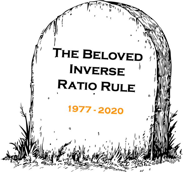 R.I.P. Inverse Ratio Rule:  Skidmore v. Led Zeppelin featured image