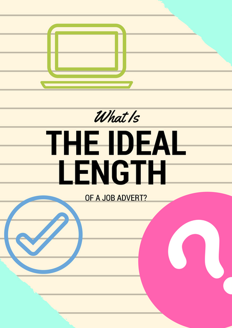 What Is The Ideal Length Of A Job Ad? featured image