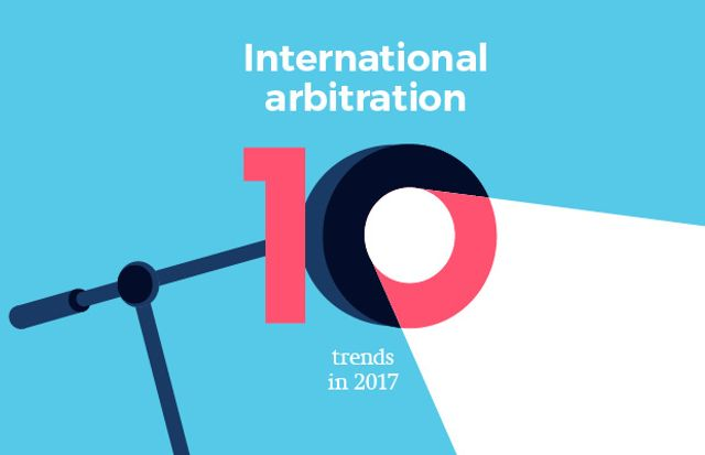 Looking ahead: what are the key trends for international arbitration in 2017? featured image