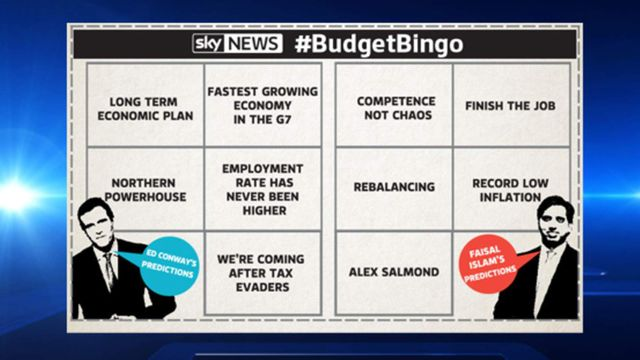 Anyone for Budget Bingo? featured image
