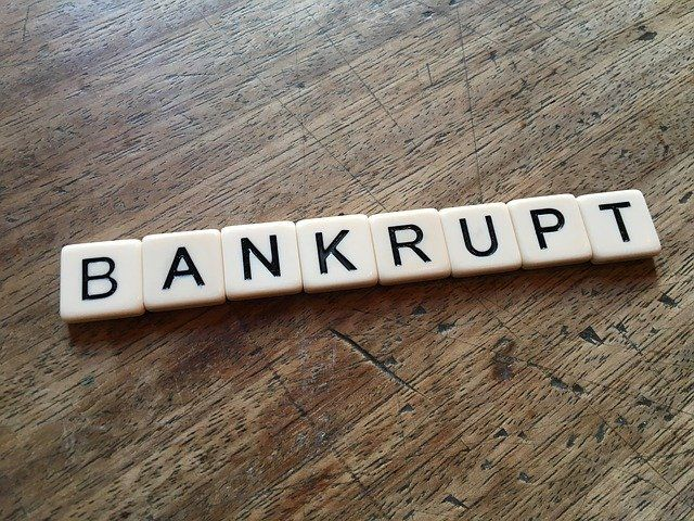 When cannabis companies face financial difficulties, bankruptcy protection is not an option featured image