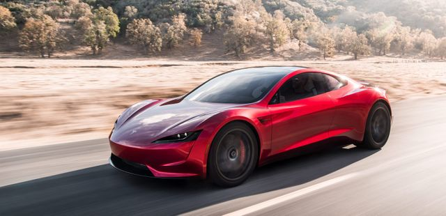 Tesla next-generation Roadster breaks all the records: 0-60 mph in 1.9 sec, 620-mile range, and more featured image