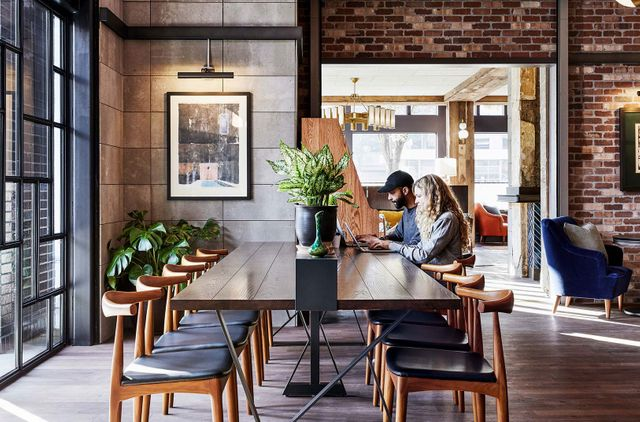 The future of 'co-working' - when home comforts meet hotel living featured image