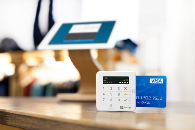 European Mobile PaymentStartup SumUp Discloses A Total $45M In Funding featured image