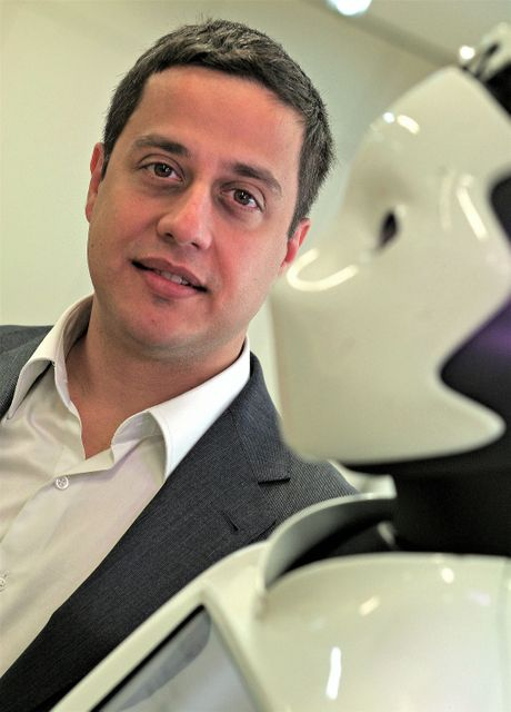 5 mins with Francesco Ferro - Robotics featured image
