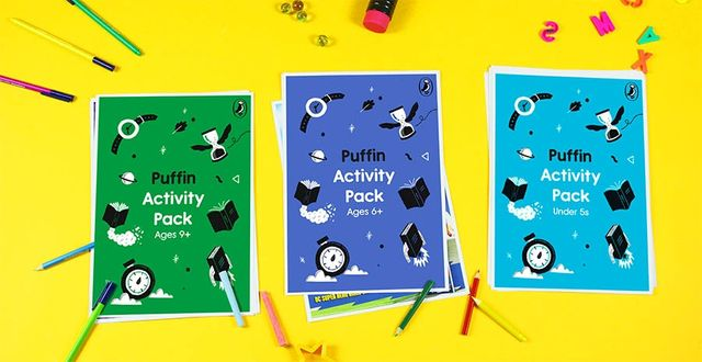 Download a spring Puffin activity pack - for different ages up to 12 years featured image