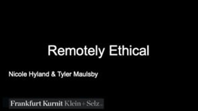 "Doing Business With Clients, Part 2: Alternate Fee Arrangements.  Episode 11 of ""Remotely Ethical"" featured image"