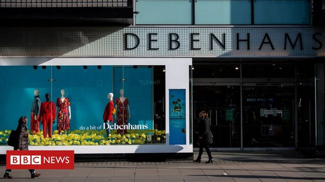Significant job losses for Debenhams' staff featured image
