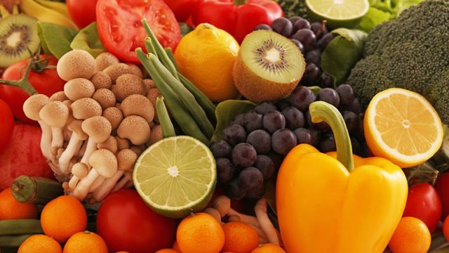 Fruit and veg: For a longer life eat 10-a-day featured image