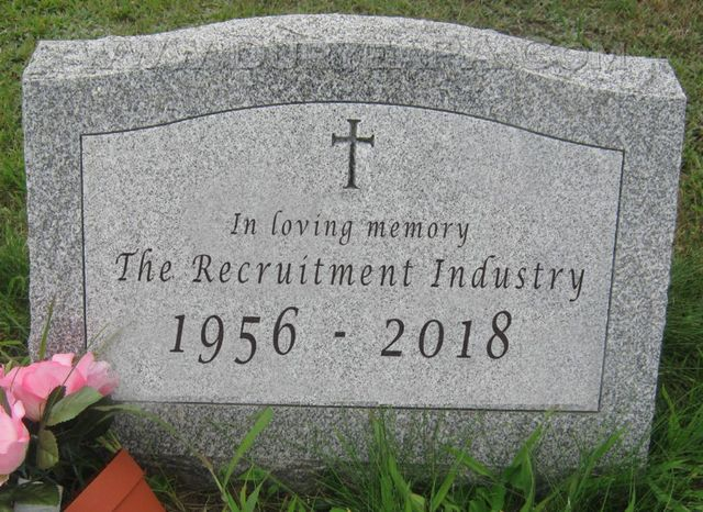 R.I.P Recruitment - 2018? featured image