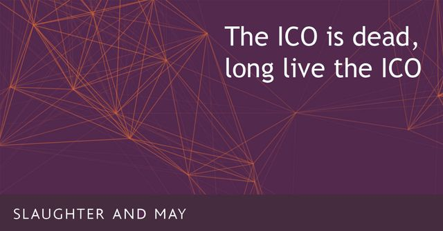 The ICO is dead, long live the ICO featured image